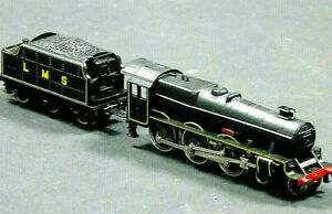 NL-21 PECO Vintage N Gauge 4-6-0 Jubilee Class Steam Locomotive Mk. III in Case