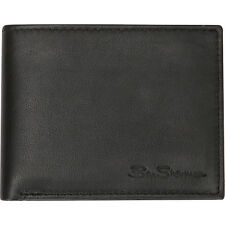 "Ben Sherman Luggage ""Kensington"" Collection Leather Men's Wallet NEW"