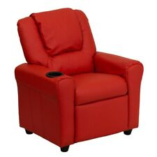 Flash Furniture Red Kids Recliner, Red - DG-ULT-KID-RED-GG
