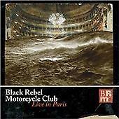 Black Rebel Motorcycle Club - Live in Paris 2 CD + DVD + EXTRAS NEW SEALED