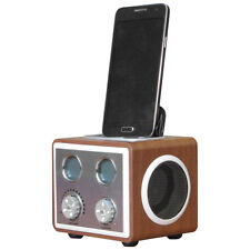 Marvel Capitán América radio despertador con iPod/iPhone dock 39,95 € nuevo + factura