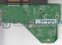 WD5000AAVS-00ZTB0, 2061-701444-J00 AC, REV A, WD SATA 3.5 PCB