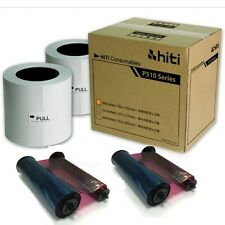 HiTi P510 4x6 Ribbon & Paper for P510 Series 660 Prints