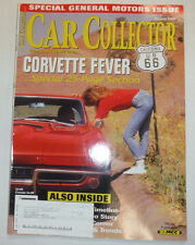 Collectible Automobile Magazine Corvette Fever WITH ML August 2000 030615R2