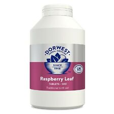 Dorwest Raspberry Leaf Tablets, 500, Premium Service, Fast Dispatch