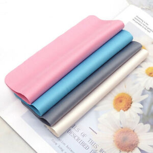 10pcs Ice Silk Cleaning Cloth For Glasses, Eyeglasses,Camera Lens,Mobile Phone