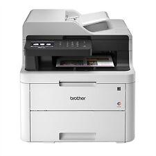 Impresora Multifunción Brother Mfc-l3710cw WiFi fax