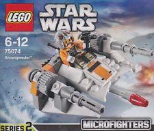 rare LEGO STAR WARS MICROFIGHTER SERIE 2 75074 SNOWSPEEDER New Nib Sealed