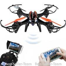 WiFi FPV Drone with HD Camera 2.4G 4CH 6 Axis Gyro RTF, DBPOWER UDI U842