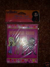 NIP Lil Bratz 8pk Thank You Note Cards with envelopes
