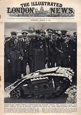 1944 London News March 11-Radio controlled tanks;Burma;Russia moves into Ukraine