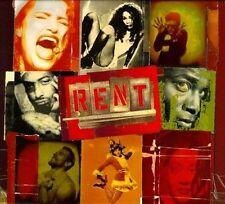 Rent [Original Broadway Cast Recording] by Original Broadway Cast (CD, Aug-1996,