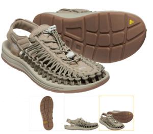 Keen Uneek Timberwolf/Plaza Taupe Comfort Sport Sandal Men's sizes 7-14/NEW!!!