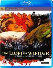 The Lion In Winter *Digitally Restored [Blu-ray] [DVD][Region 2]