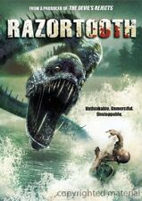 Razortooth (DVD, 2009) Matt Holly, Josh Gad, Kathleen Lague, Simon Page