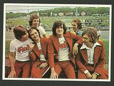 Rubettes  Panini German 1970s  Rock Music Sticker #21