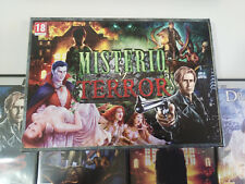 MISTERIO Y TERROR NEW YORK CRIMES LUCIUS DRACULA 4X JUEGO PC 4 X DVD-ROM NUEVO