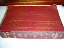 """""""GIANT PRINT"""" Holy Bible KJV red letter (2003) burgundy softcover Regency"""