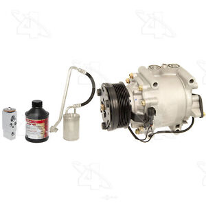 A/C Compressor - New- With Kit   Factory Air   5177NK