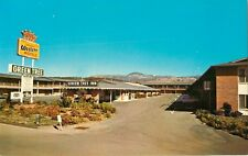 c1960s Best Western Green Tree Inn, San Simeon, California Postcard
