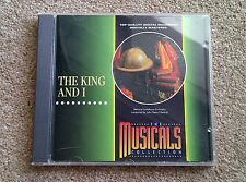 The King and I (CD) - The Musicals Collection conducted by John Owen Edwards