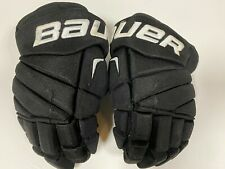 Jakob Silfverberg 15'16 Signed Anaheim Ducks Nhl Game Used Worn Hockey Gloves 2