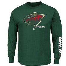 Minnesota Wild Best Team Standings II T-Shirt by Majestic - Men's Size 2XL NWT