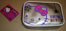 HELLO KITTY VIVID SPIDER PURSE BAG SILVER  ORIGINAL JAPAN SEGA SU LICENZA SANRIO