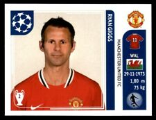 Panini Champions League 2011-2012 - Ryan Giggs Manchester United FC No. 147