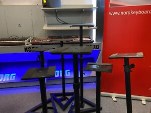Various Studio Monitor stands - Collection Only