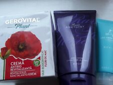 Anti-Wrinkle Cream, Body Lotion And Body Wash