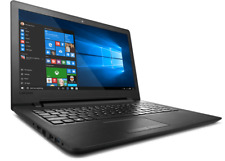 "LENOVO IdeaPad 110 15.6"" Laptop BLACK"
