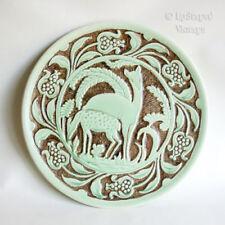 Art Nouveau Green 1900-1919 (Art Nouveau) Date Range Pottery