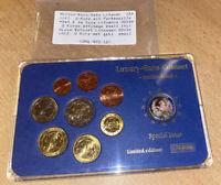 Luxus Euro Satz Litauen - Luxury Euro Coinset - Limited