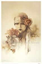 "SARA MOON ""Claudia"" 24"" x 36"" Personally Signed Original Archive Print"