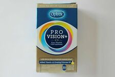 Optrex Pro Vision+ Eye Health Food Supplement - 30 Liquid Capsules (Silver)