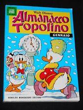 """""""ALMANACCO TOPOLINO DICEMBRE 1974"""" ED. MODADORI - OTTIMO/EDICOLA !!!"""