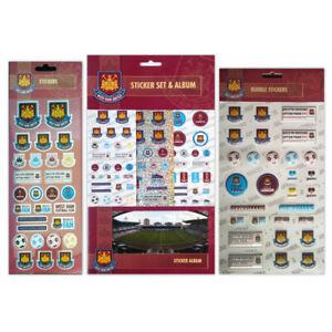 West Ham United Stickers  Mega Value Set