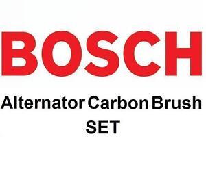 BOSCH Alternator Carbon Brush SET 1127014017
