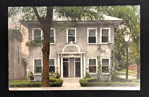 Antique Meridian Mississippi Postcard School Of Music 1912 Vintage MS Kress & Co