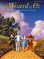 The Wizard Of Oz (PVG)  Piano, Vocal and Guitar Yip Harburg_Harold Arlen Book On