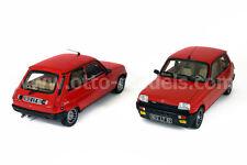 Renault 5 alpine turbo , 1/18ème OTTO neuve, OTTOMODELS, OTTOMOBILE
