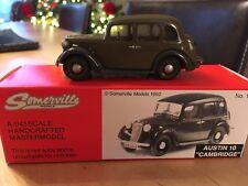 Somerville Model Austin 10 Cambridge