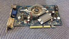 PNY Geforce 7300GT 512MB DDR2 AGP Video Graphics Card Grade B