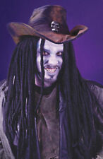 Morris Costumes Men's 30 Inches Dreadlock & Braid Wig. FW8158R