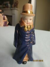 """Rare (Palette Version) Royal Worcester """"Budge"""" Candle Snuffer  (No.136 of 750)"""
