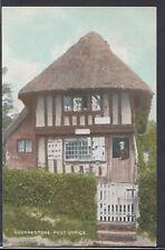 Kent Postcard - Goodnestone Post Office   T1735