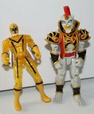 Power Rangers Mystic Force MagiRanger Jenji Magic Cat & RANGER  Figure Bandai