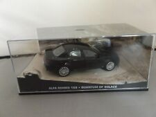 JAMES BOND CAR COLLECTION MODEL #63 - ALFA ROMEO 159 - QUANTUM OF SOLACE