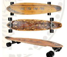 LONGBOARD Skate Skateboard My Area mod. BAMBOO montato